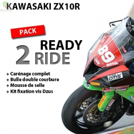 Pack Ready 2 Ride Kawasaki ZX-10R 11-15