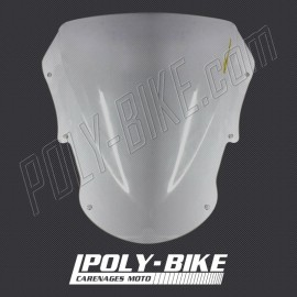 Bulle racing double courbure S1000RR 2009-2014, HP4 Incolore