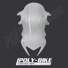 Bulle racing type origine double courbure S1000RR 2009-2014, HP4 Incolore