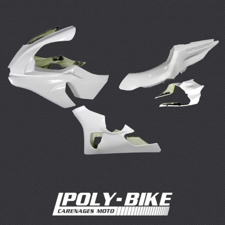 Kit carénage poly Yamaha R1 2015-2018