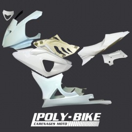 Kit carénage poly S1000RR 09-11