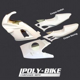 Kit carénage poly CBR 600 F2 1991-1994 PC25