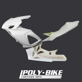 Kit carénage poly GSXR600 GSXR750 06-07