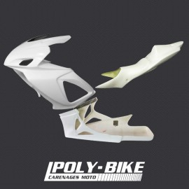 Kit carénage poly version 2 GSXR600 GSXR750 06-07