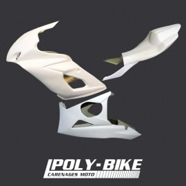 Kit carénage poly version 2 GSXR1000 05-06