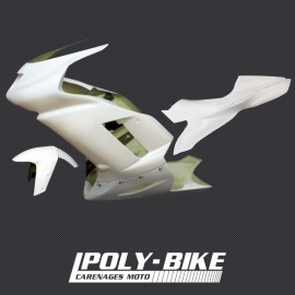 Kit carénage poly ZX6RR 07-08