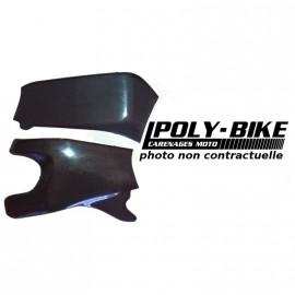 Paire de protections de bras oscillant carbone, C/K ou titane argent ZX10R 08-10