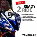 Pack Ready 2 Ride YAMAHA R6 2008-2016