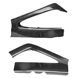 Protections de bras oscillant carbone YAMAHA YZF R1 2004 - 2006