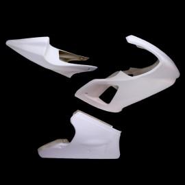 Carénage poly complet 3 parties selle origine fibre de verre R1 2000-2001