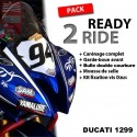 Pack Ready 2 Ride selle origine DUCATI 1299