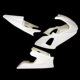 Carénage poly complet 3 parties selle origine fibre de verre R1 1998-1999