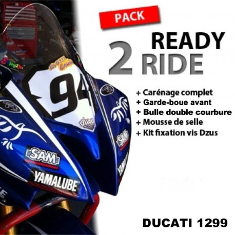 Pack Ready 2 Ride DUCATI 1299