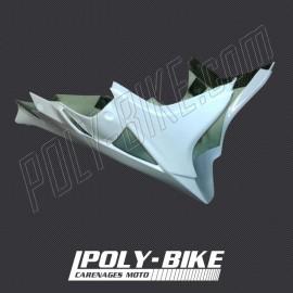 Sabot racing fibre de verre S1000RR 2012-2014