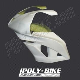 Tête de fourche racing fibre de verre version 1 CBR600RR 2007-2012