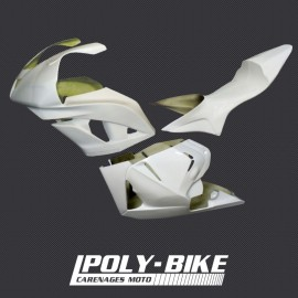 Kit carénage poly CBR600RR 09-12