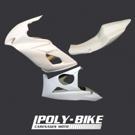 Kit carénage poly GSXR1000 05-06