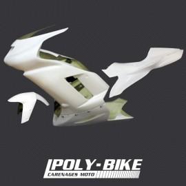 Kit carénage poly ZX6RR 07-08