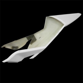 Coque arrière racing fibre de verre RC8 08-16