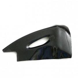 Paire de protection de bras oscillant carbone, C/K ou titane argent GSXR600 GSXR750 06-10
