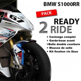 Pack Ready 2 Ride BMW S1000RR 12-14