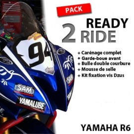 Pack Ready 2 Ride R6 2008-2016