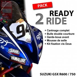Pack Ready 2 Ride SUZUKI GSXR600/750 2006-2007