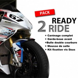 Pack Ready 2 Ride SUZUKI GSXR600 GSXR750 2011-2016