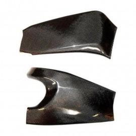 Protections de bras oscillant carbone ZX6R 2009-2016, ZX6R 636 2013-2016