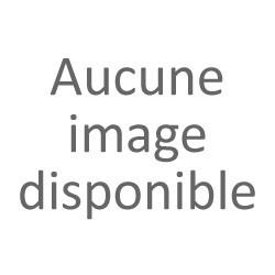 Lot de 8 vis alu noir M5 + écrou caoutchouc + rondelle - kit fixation pour bulle ou carénage
